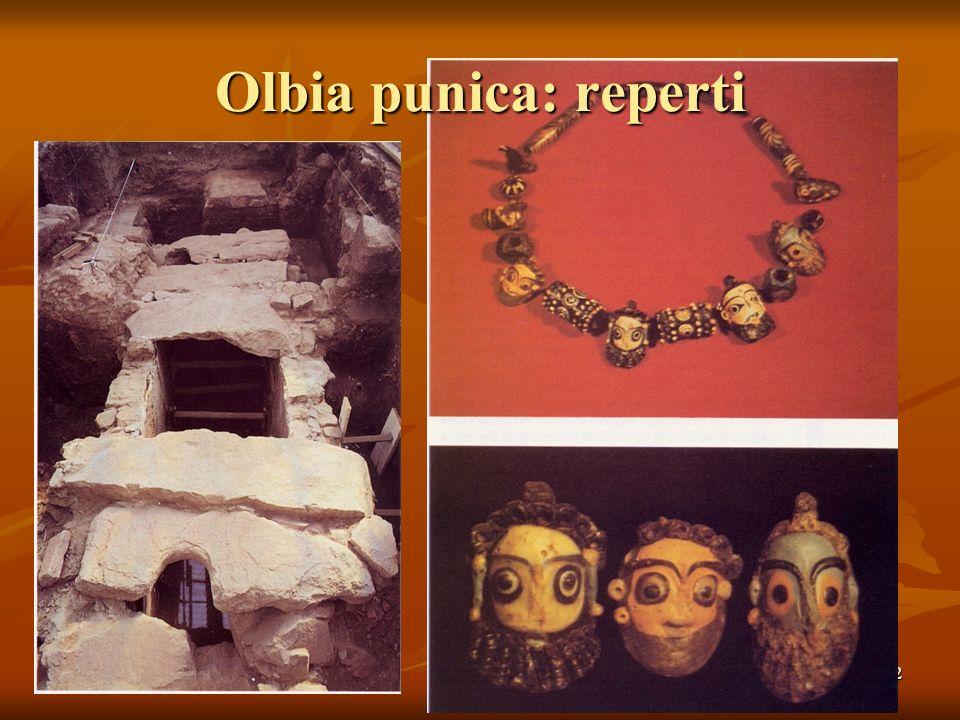 Olbia punica: reperti 5/11/2008