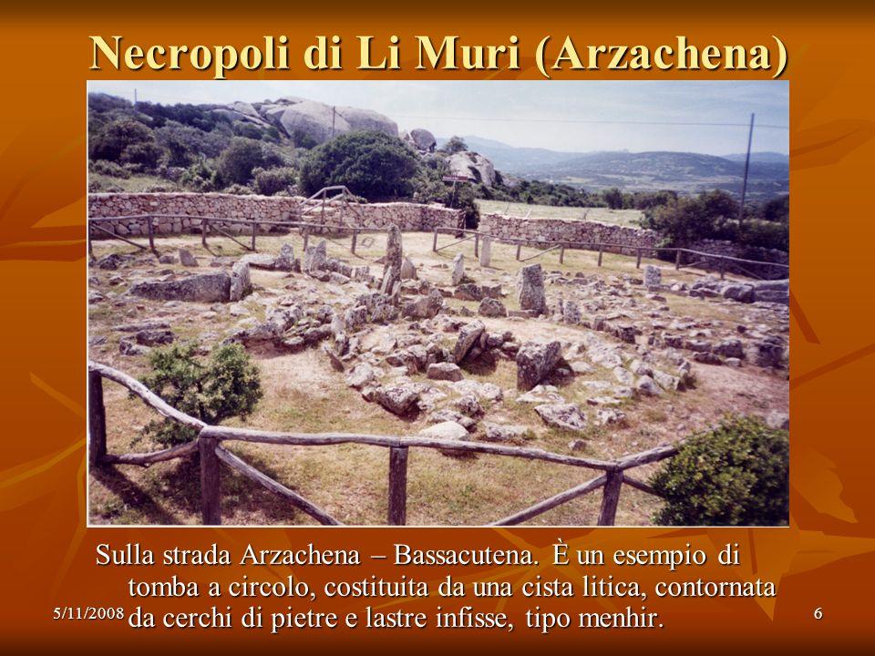 Necropoli di Li Muri (Arzachena)