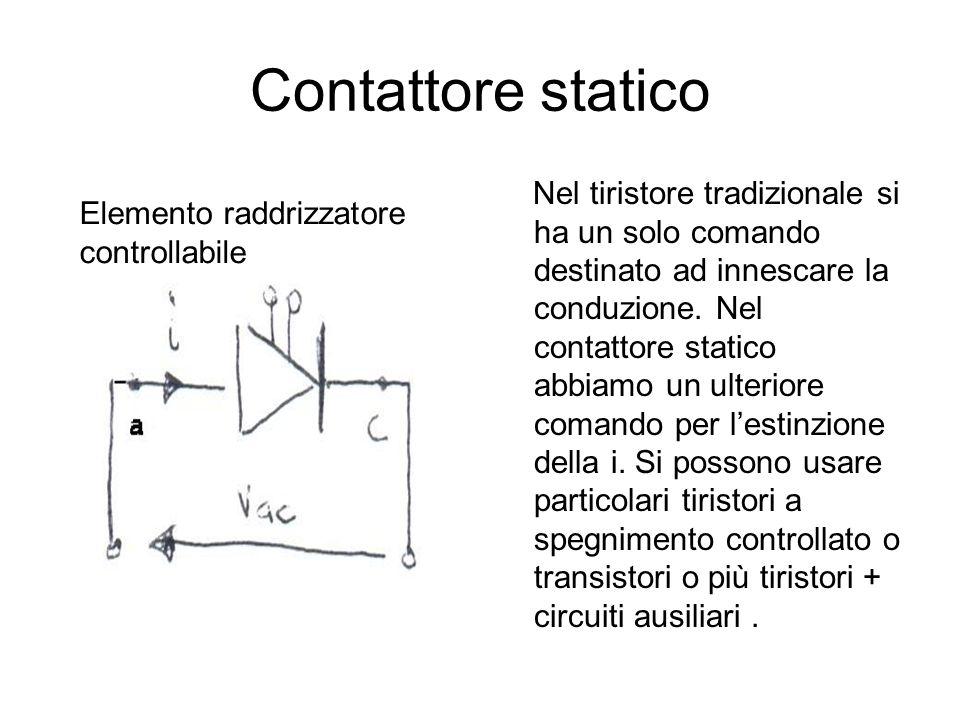 Contattore statico