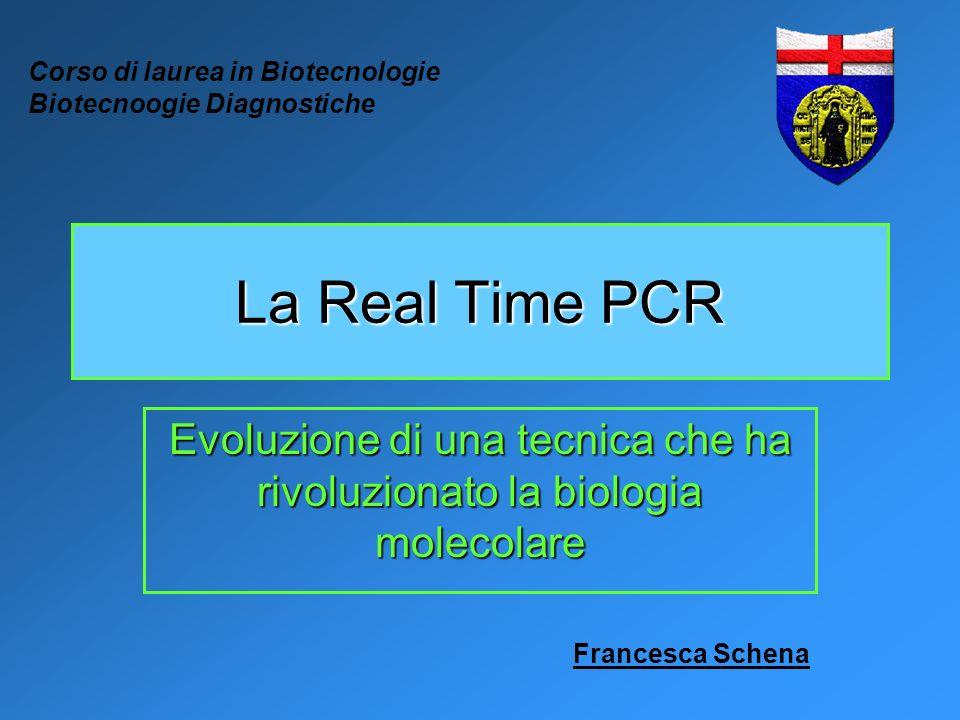 Evoluzione di una tecnica che ha rivoluzionato la biologia molecolare