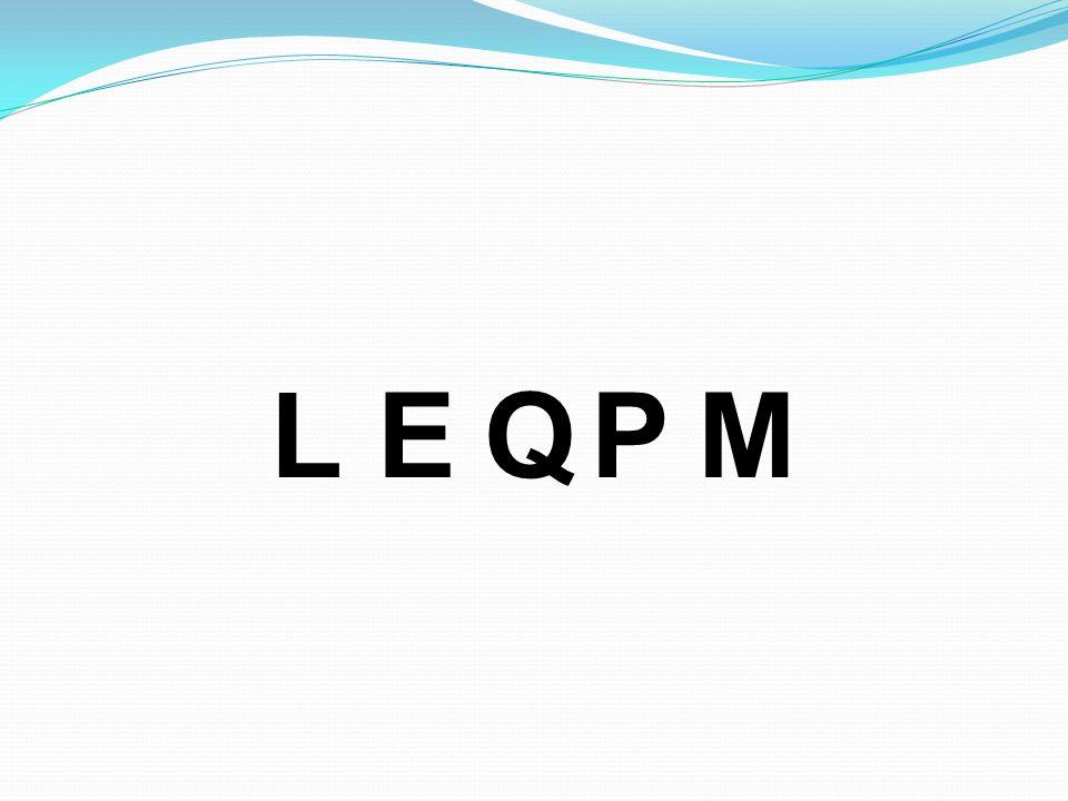 L E Q P M