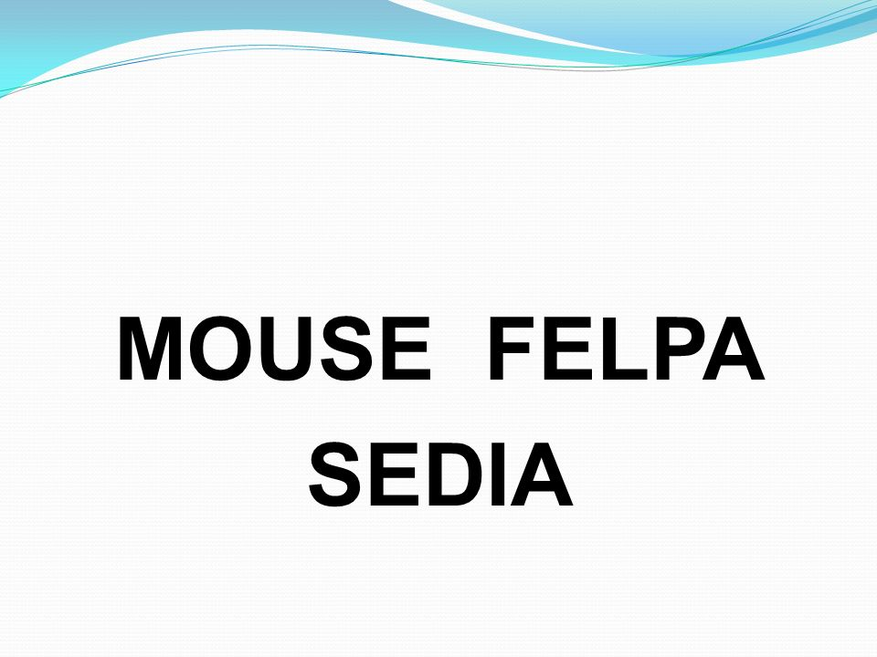 MOUSE FELPA SEDIA