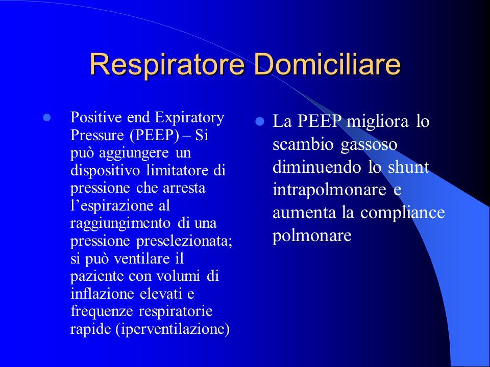 Respiratore Domiciliare