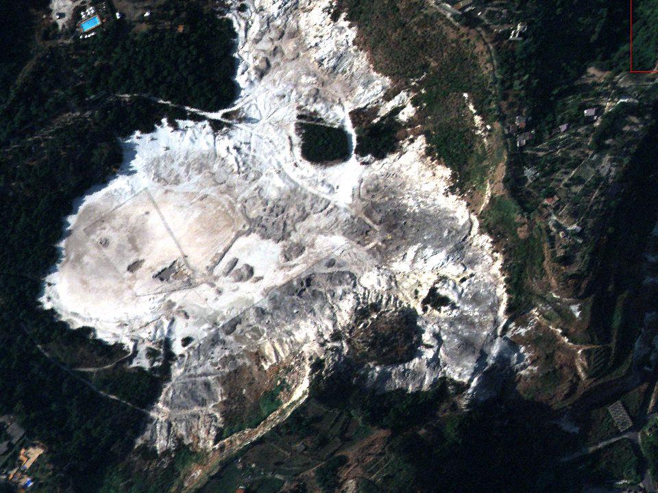 NASA ASTER TIR (2002-2012) Napoli Vesuvio Solfatara di Pozzuoli