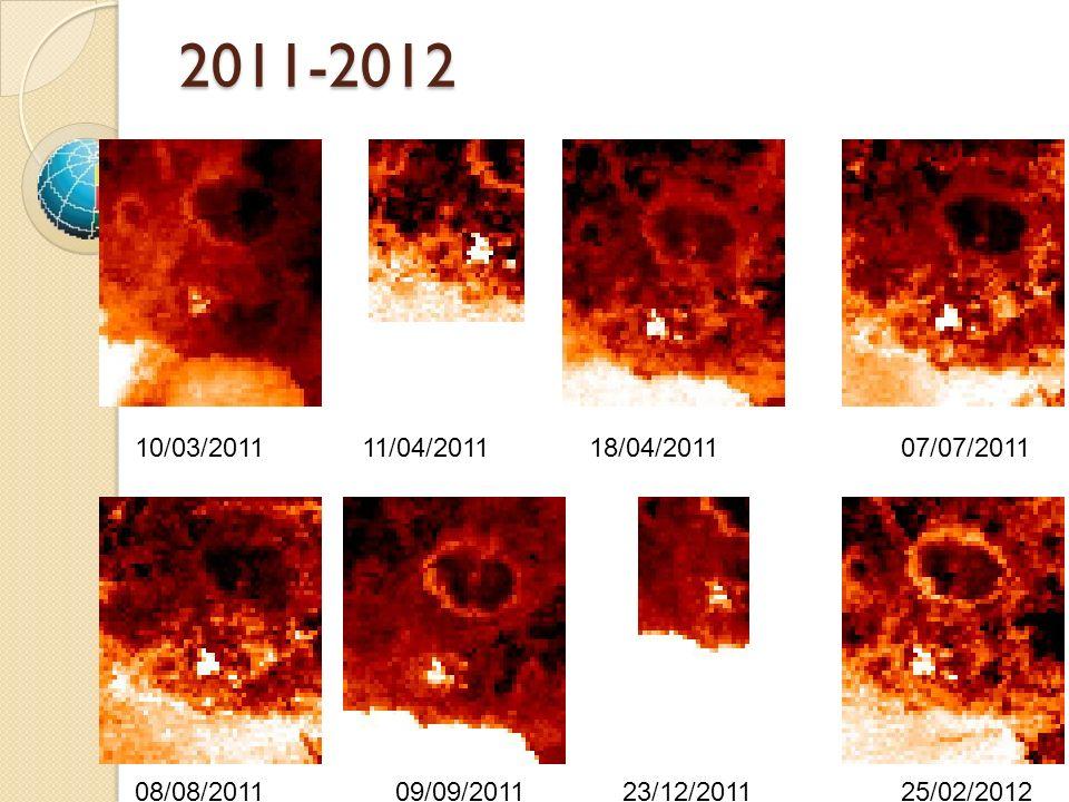 2011-2012 10/03/2011 11/04/2011 18/04/2011 07/07/2011 08/08/2011 09/09/2011 23/12/2011 25/02/2012