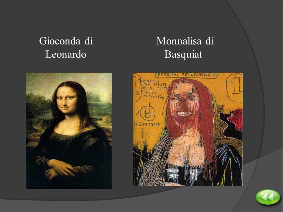 Gioconda di Monnalisa di Leonardo Basquiat