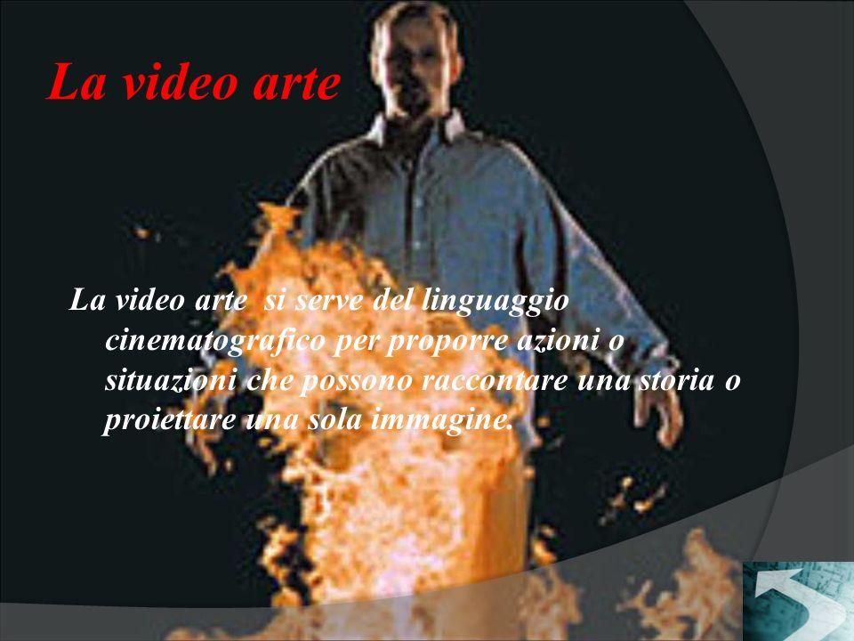 La video arte