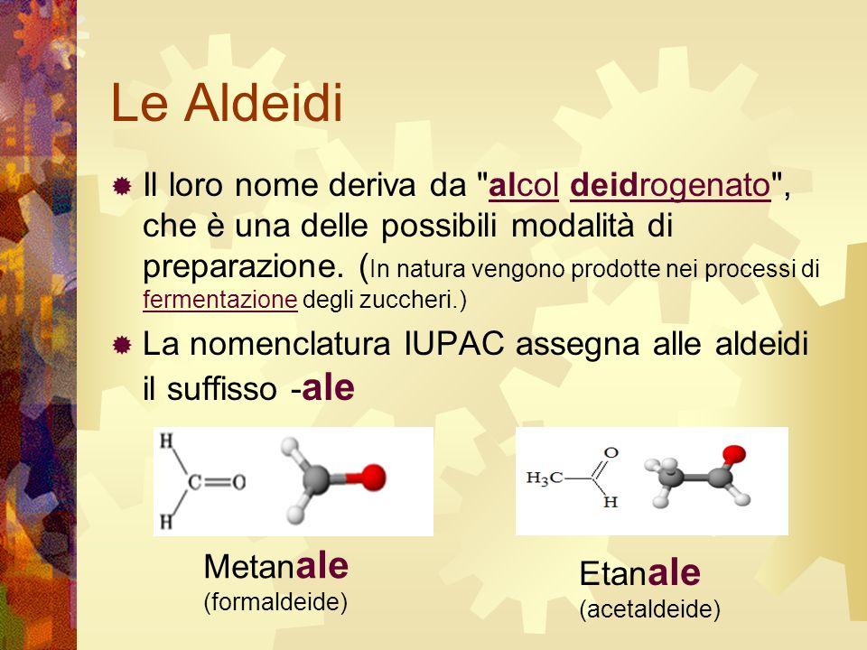 Le Aldeidi