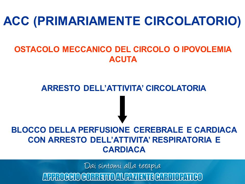 ACC (PRIMARIAMENTE CIRCOLATORIO)