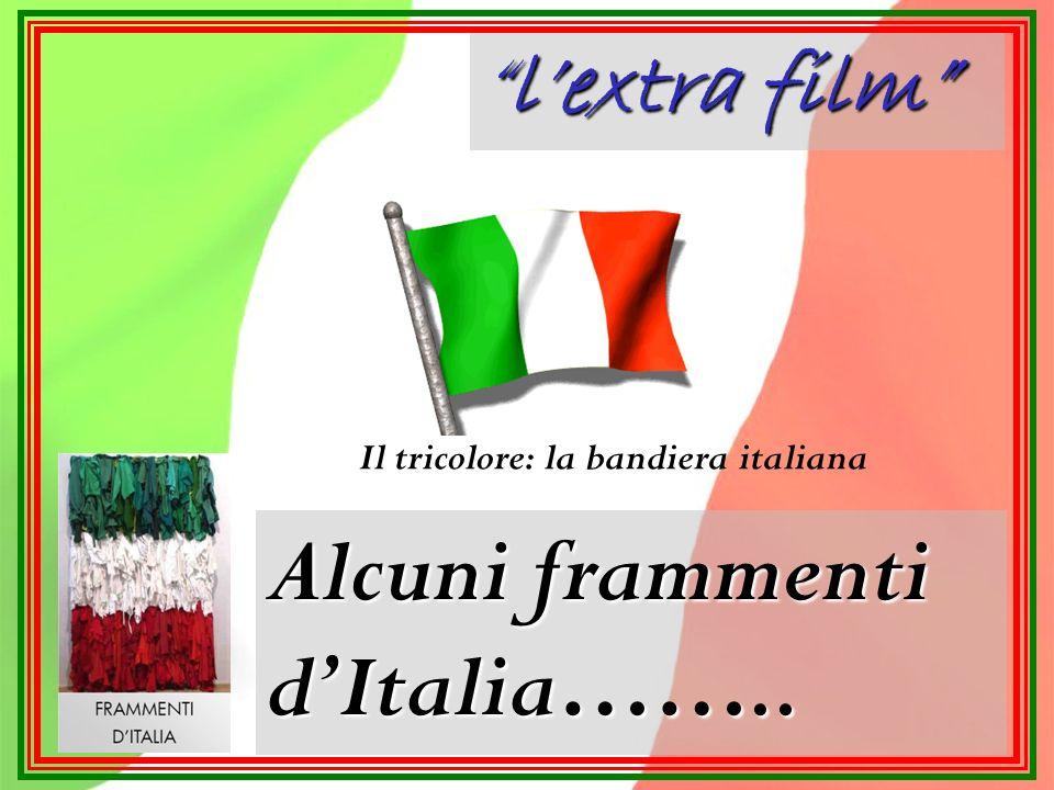 Il tricolore: la bandiera italiana