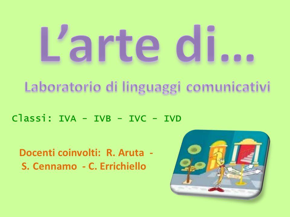 Laboratorio di linguaggi comunicativi