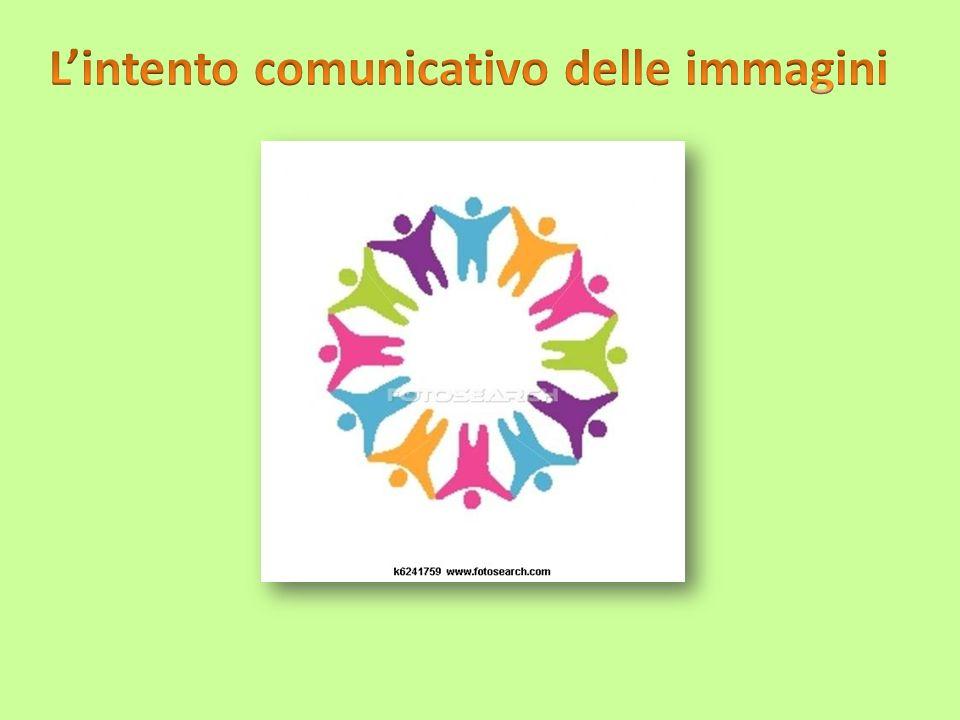 L'intento comunicativo delle immagini