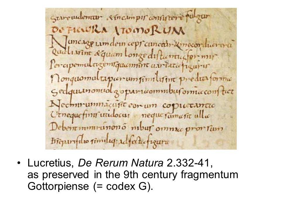 Lucretius, De Rerum Natura 2