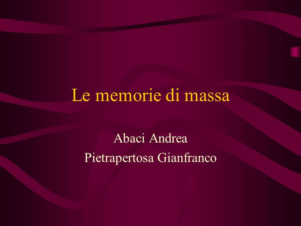 Abaci Andrea Pietrapertosa Gianfranco