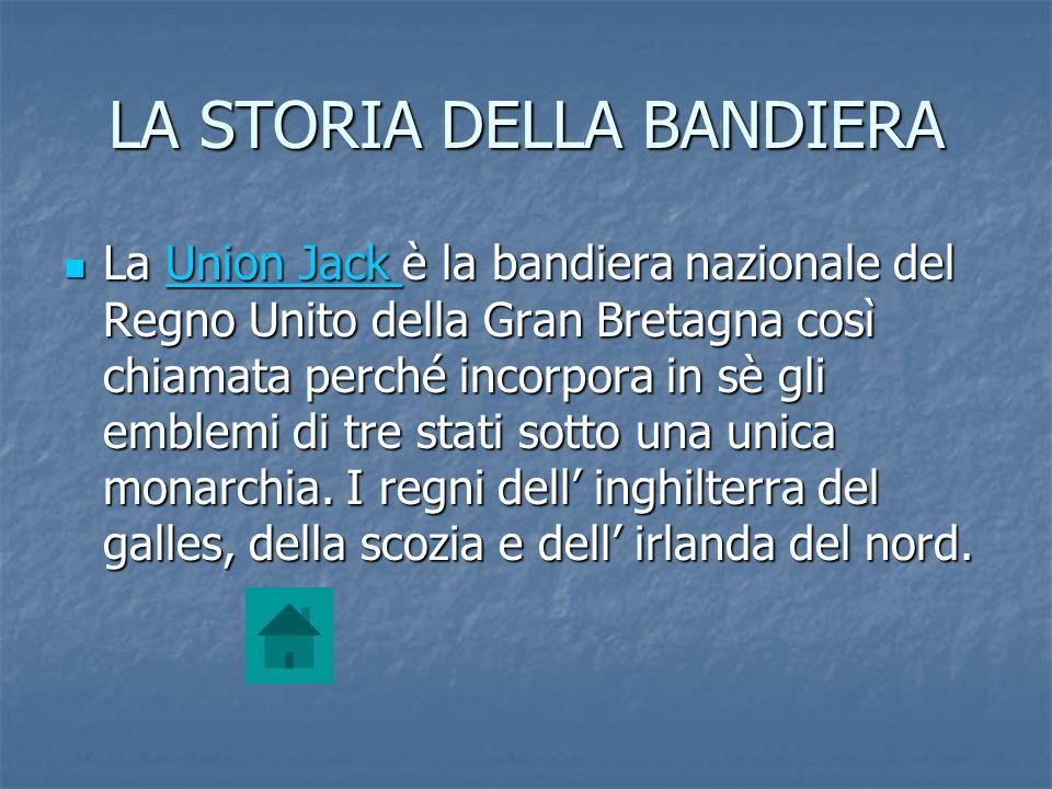 LA STORIA DELLA BANDIERA