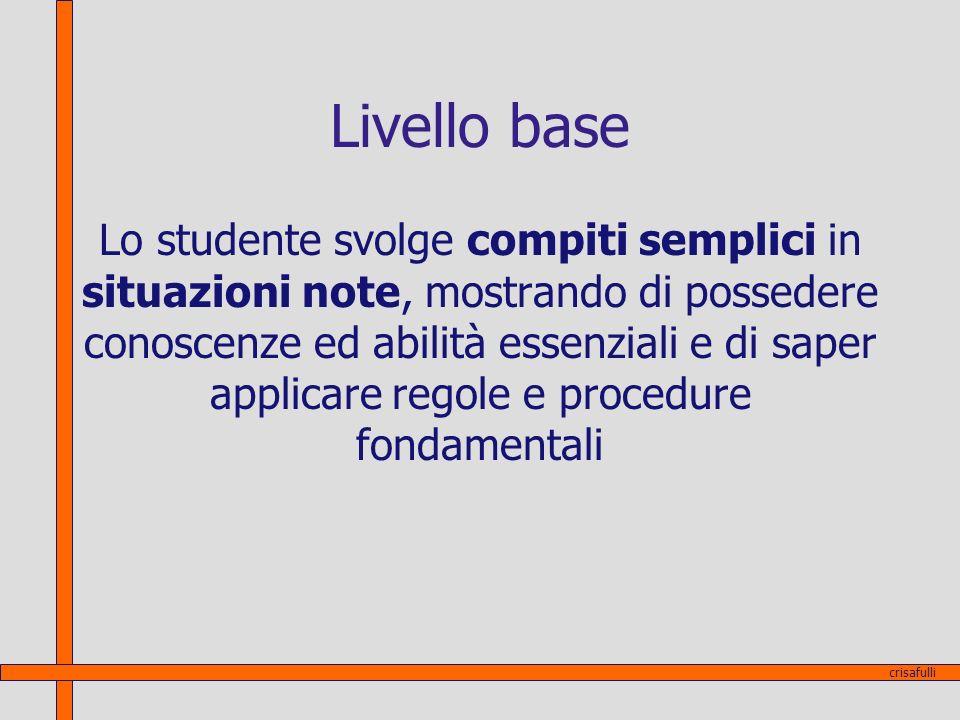 Livello base