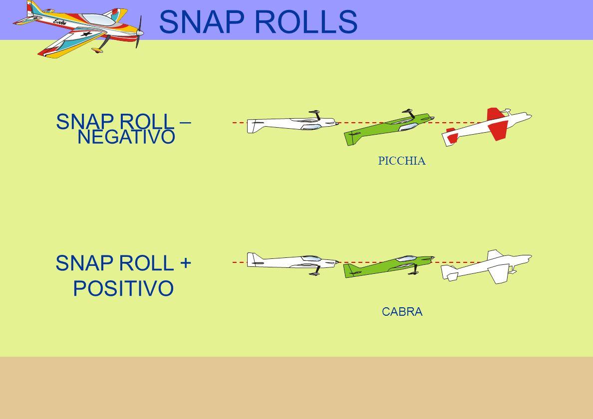 SNAP ROLLS SNAP ROLL _ NEGATIVO PICCHIA SNAP ROLL + POSITIVO CABRA