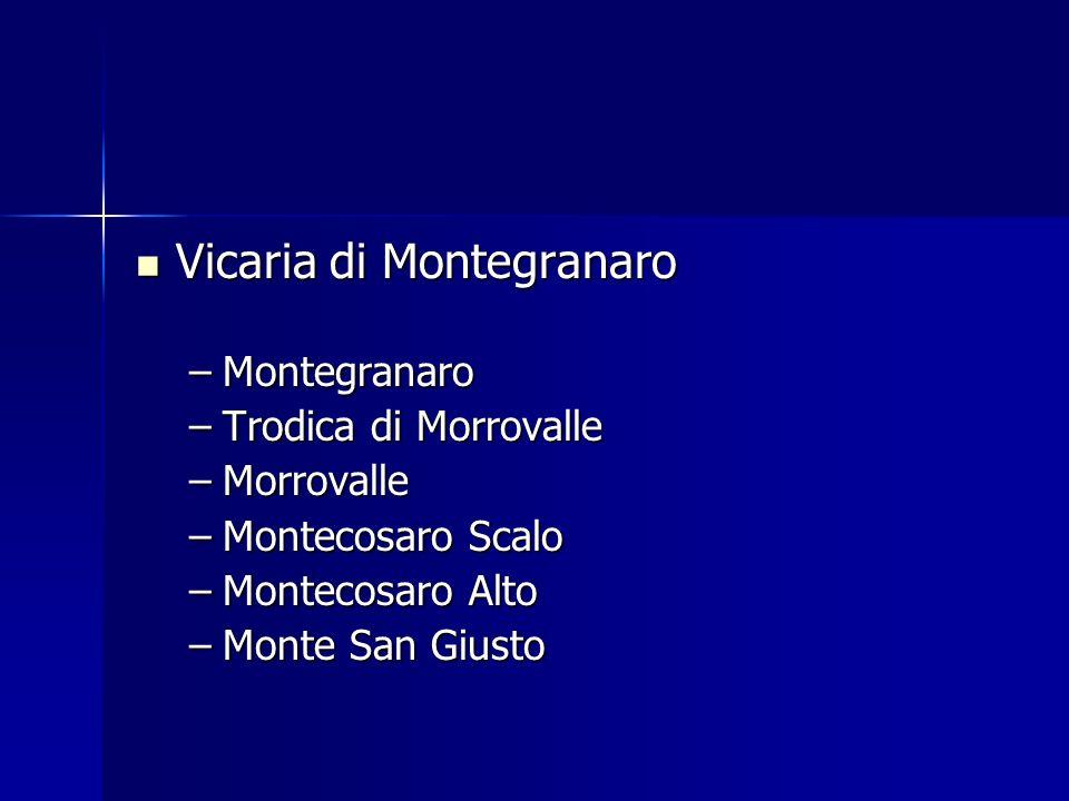 Vicaria di Montegranaro