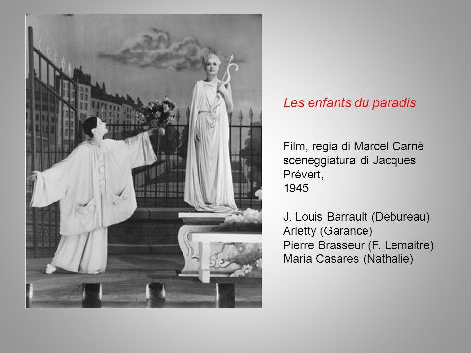 Les enfants du paradis Film, regia di Marcel Carné