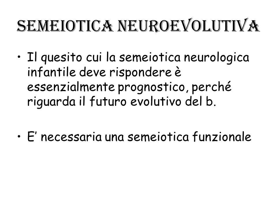Semeiotica neuroevolutiva