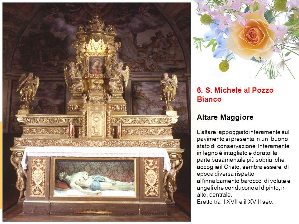 6. S. Michele al Pozzo Bianco