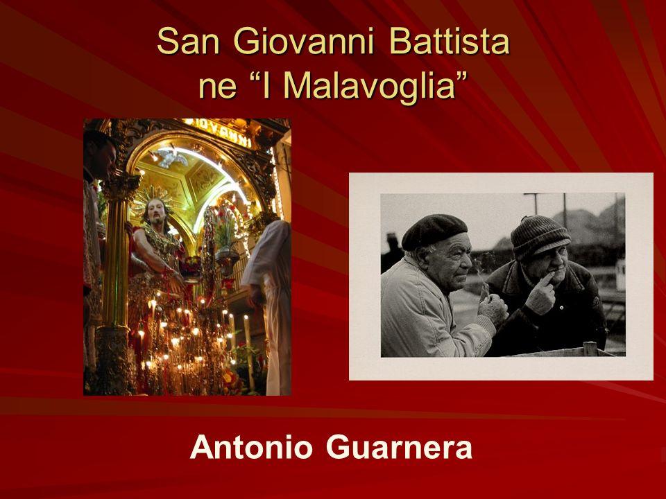 San Giovanni Battista ne I Malavoglia