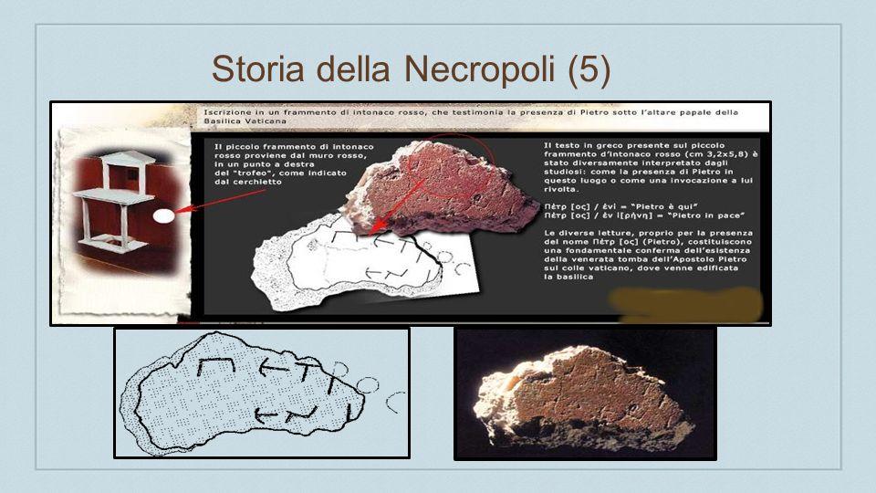 Storia della Necropoli (5)