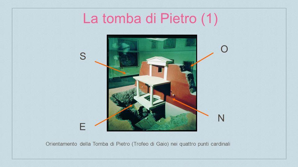 La tomba di Pietro (1) O S N E