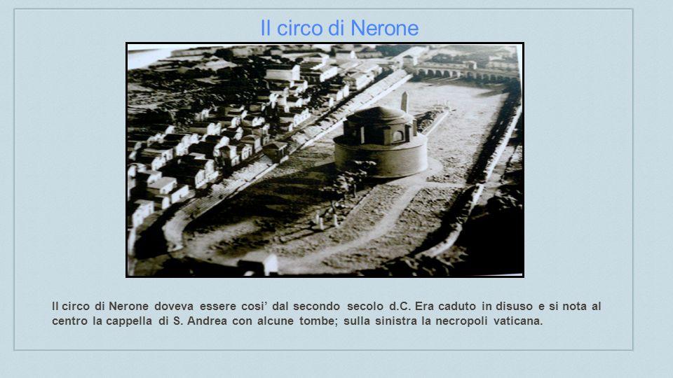 Il circo di Nerone