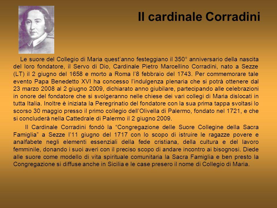 Il cardinale Corradini