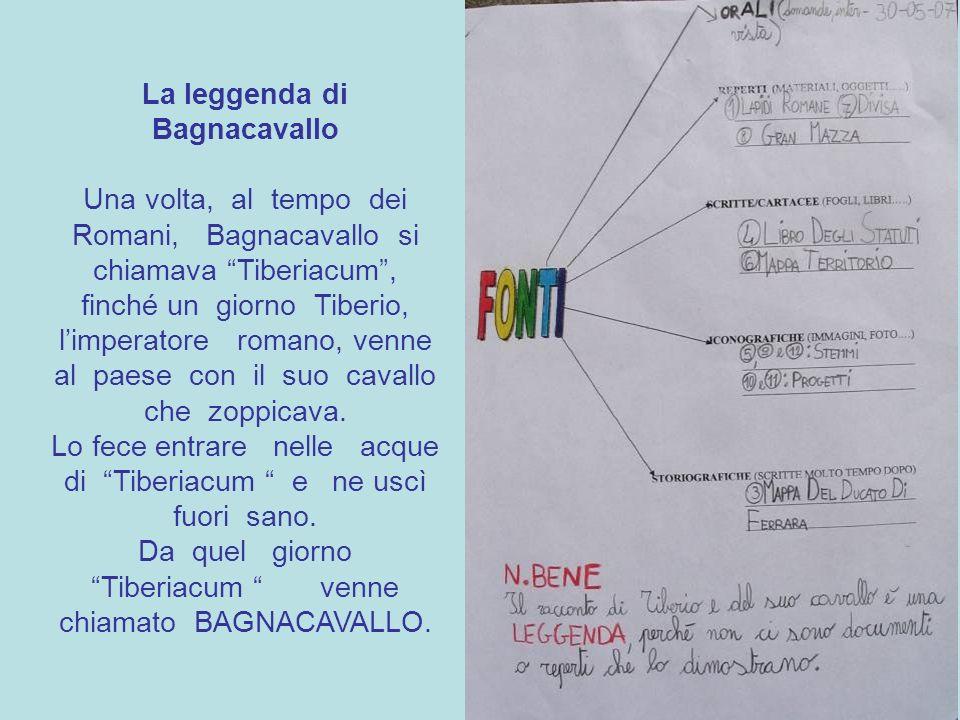La leggenda di Bagnacavallo