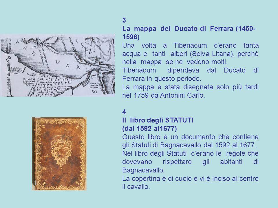 3 La mappa del Ducato di Ferrara (1450-1598)
