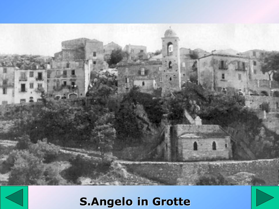 S.Angelo in Grotte
