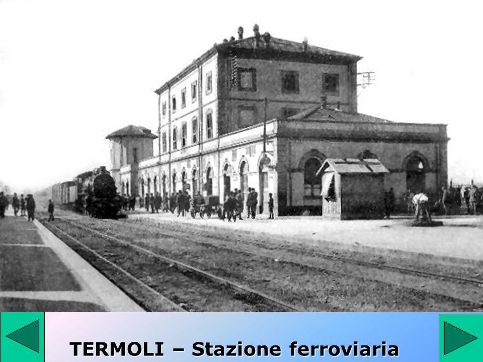 TERMOLI – Stazione ferroviaria