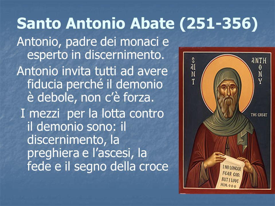 Santo Antonio Abate (251-356)