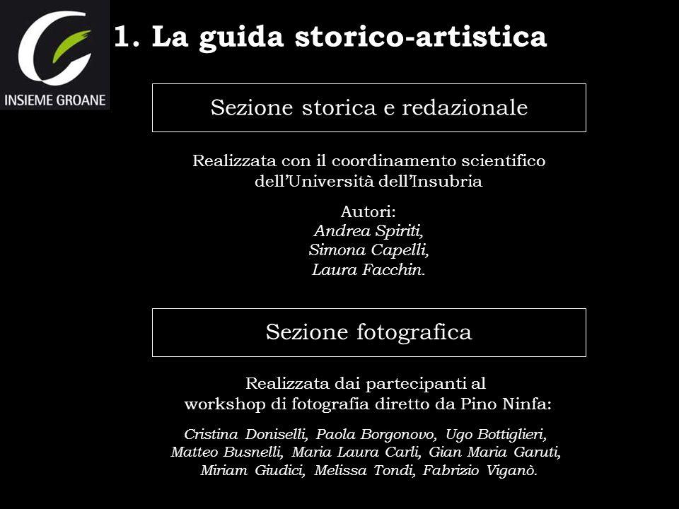1. La guida storico-artistica