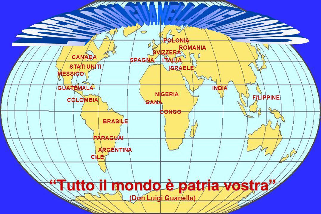 Tutto il mondo è patria vostra (Don Luigi Guanella)