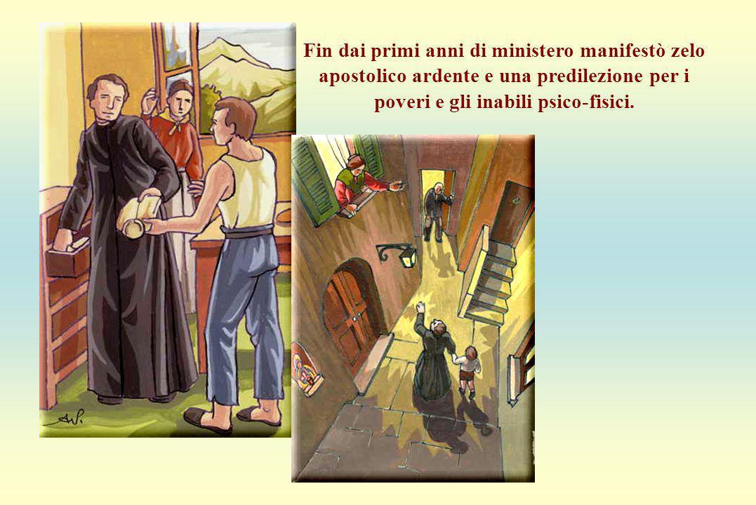Predilezione per i poveri