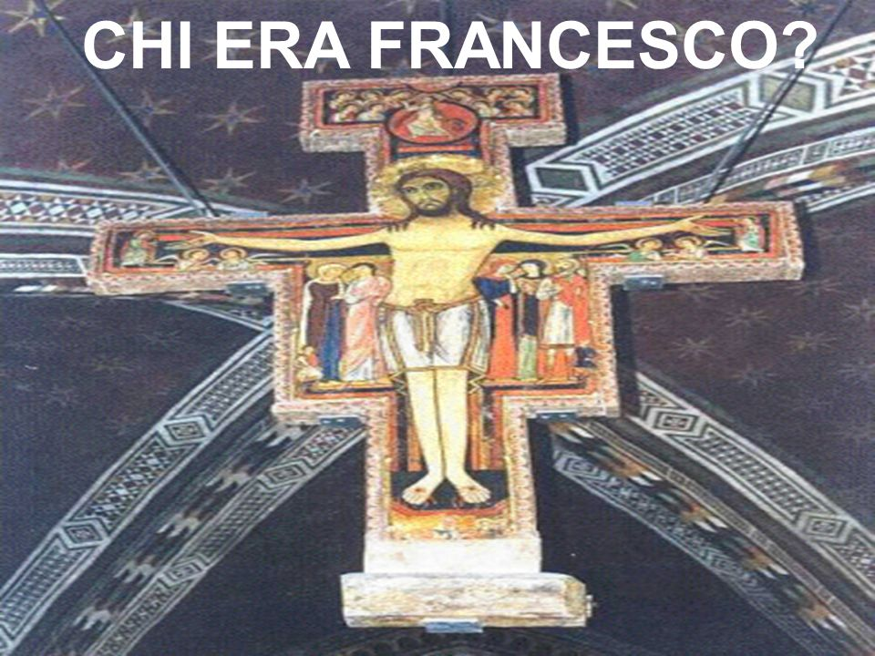 CHI ERA FRANCESCO