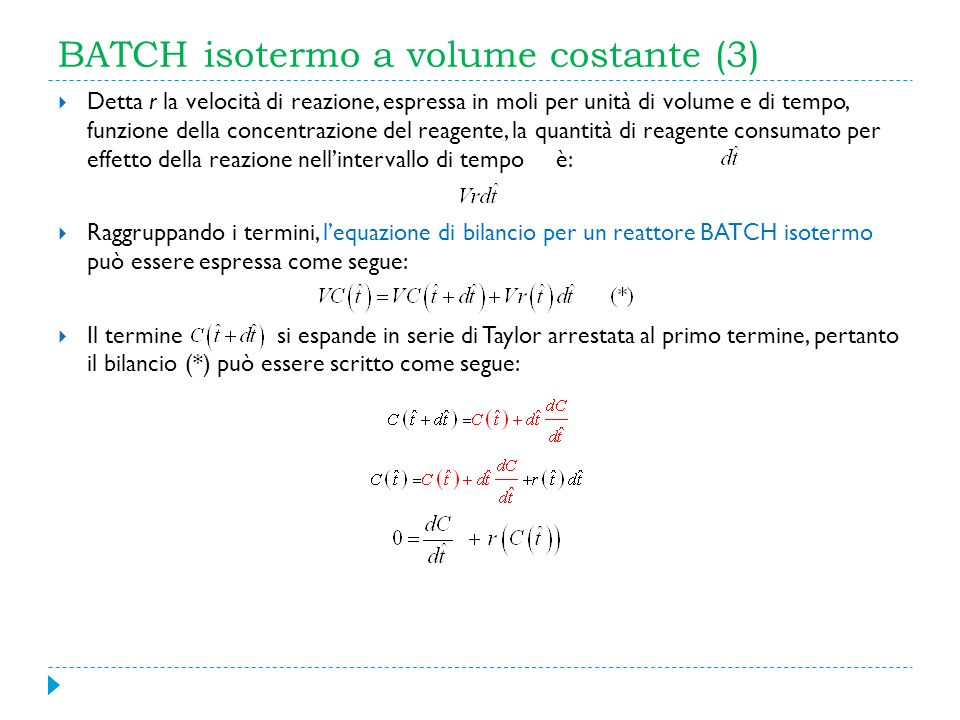 BATCH isotermo a volume costante (3)