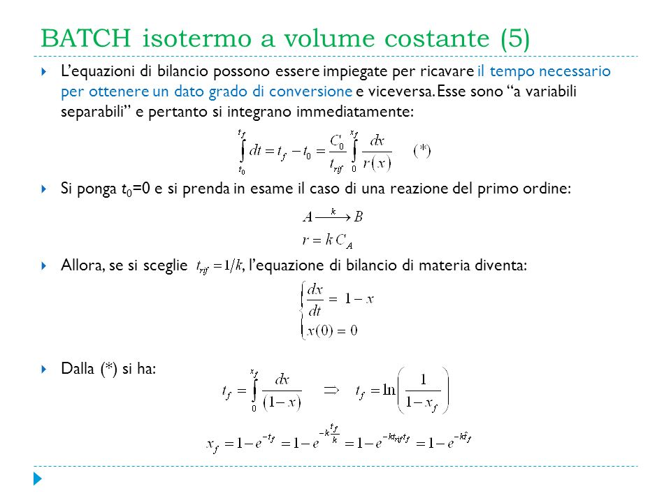 BATCH isotermo a volume costante (5)