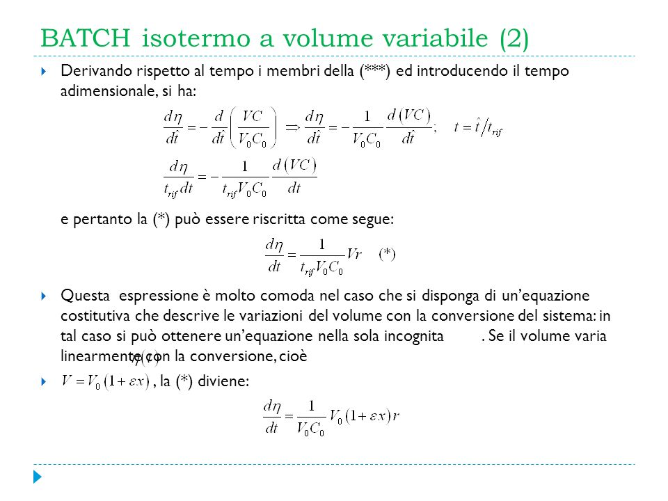 BATCH isotermo a volume variabile (2)