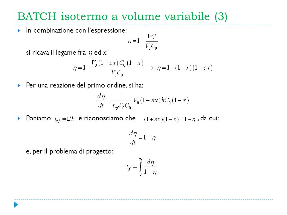 BATCH isotermo a volume variabile (3)