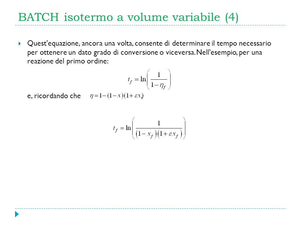 BATCH isotermo a volume variabile (4)