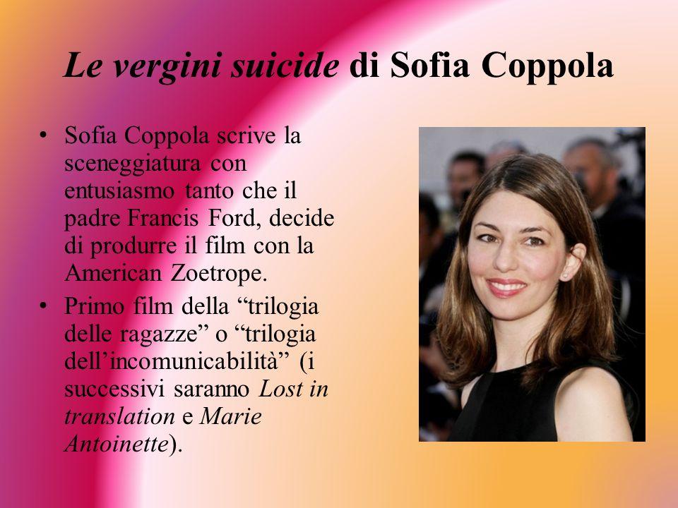 Le vergini suicide di Sofia Coppola
