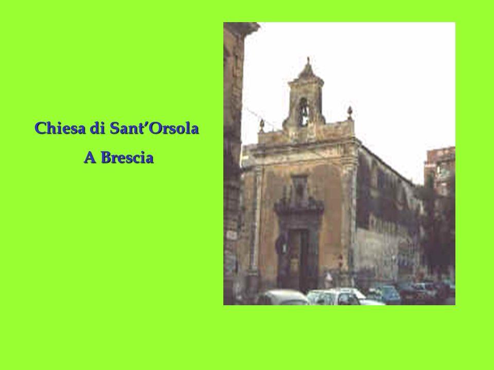 Chiesa di Sant'Orsola A Brescia