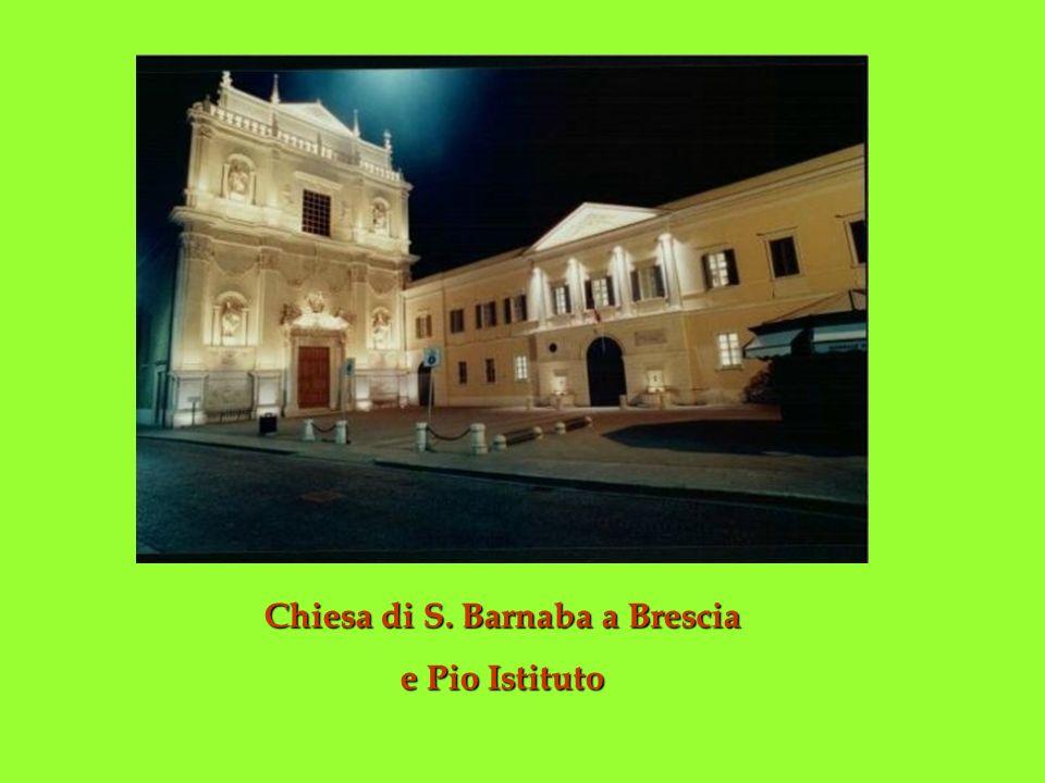 Chiesa di S. Barnaba a Brescia