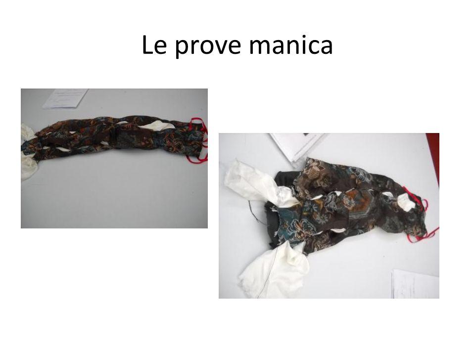Le prove manica