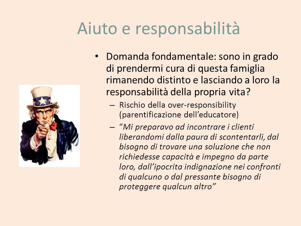 Aiuto e responsabilità