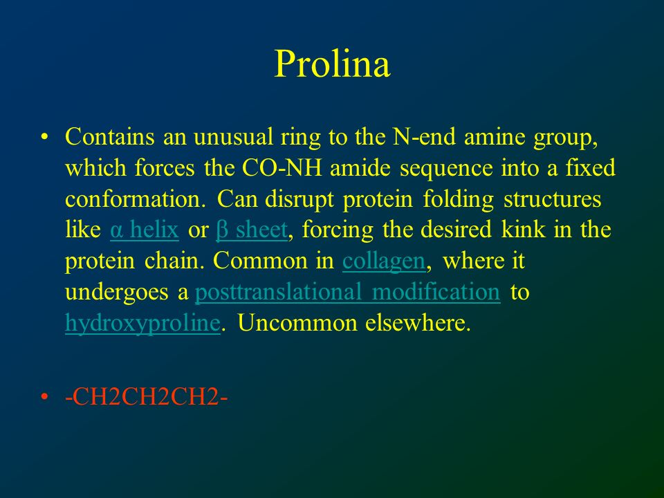 Prolina